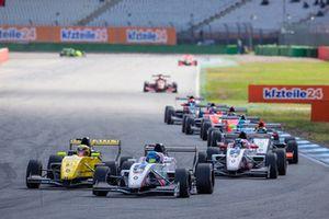 Gabriel Gandulia, team R-Ace GP, Arthur Rougier, Fortec Motorsports