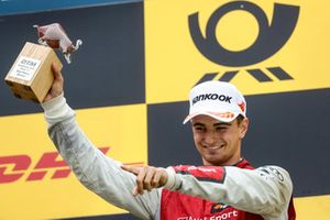 Podio: tercer lugar Nico MŸller, Audi Sport Team Abt Sportsline