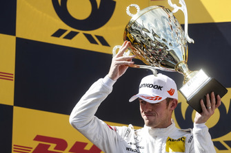 Podium: derde plaats Paul Di Resta, Mercedes-AMG Team HWA