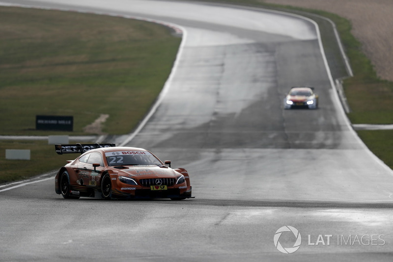 4. Lucas Auer, Mercedes-AMG Team HWA, Mercedes-AMG C63 DTM