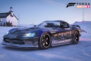 2006 Formula Drift Dodge Viper SRT10