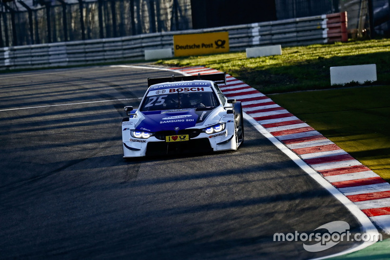 3. Philipp Eng, BMW Team RBM, BMW M4 DTM