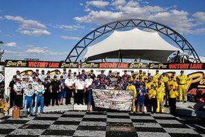 Il Team Penske festeggia la sua 500esima vittoria