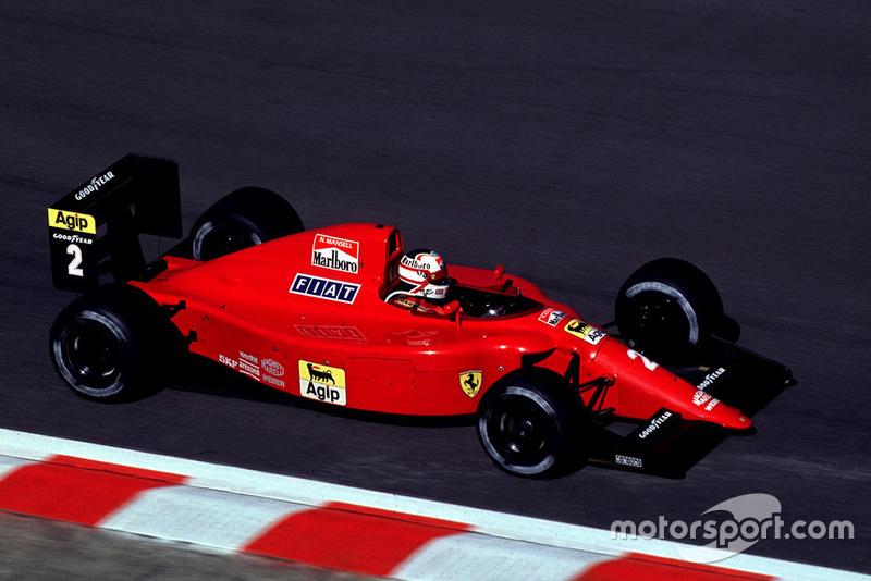 14: Nigel Mansell - 1994 Avustralya: 41 yıl 3 ay 5 gün