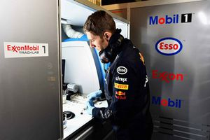 Ingegnere Red Bull Racing ExxonMobil