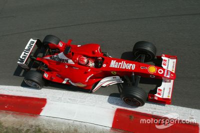 Monza September tests