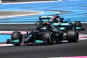 Валттери Боттас, Mercedes W12, Льюис Хэмилтон, Mercedes W12