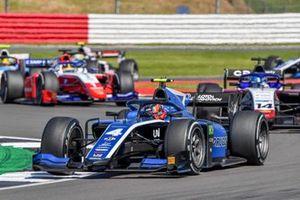 Felipe Drugovich, Uni-Virtuosi, David Beckmann, Charouz Racing System, Robert Shwartzman, Prema Racing