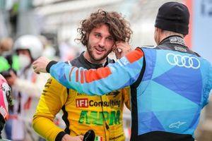 #11 Phoenix Racing Audi R8 LMS GT3: Michele Beretta, Frank Stippler