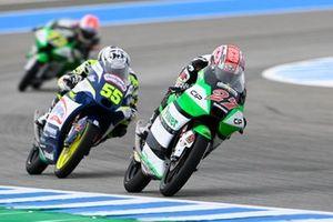 Kaito Toba, Cip Green Power, Romano Fenati, Max Racing Team