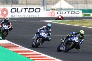 Luca Bernardi, CM Racing, Jules Cluzel, GMT94 Yamaha