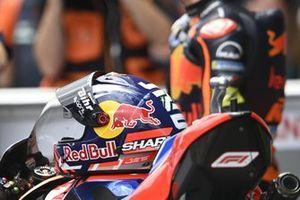 Johann Zarco, Pramac Racing, helmet