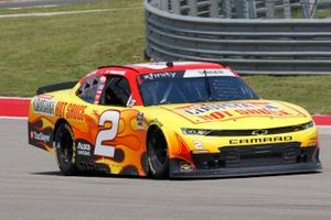 Myatt Snider, Richard Childress Racing, Chevrolet Camaro Louisiana Hot Sauce