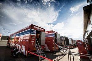 Camion di gara Honda HRC