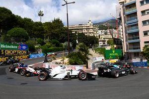 Guilherme Samaia, Charouz Racing System Gianluca Petecof, Campos Racing Jack Aitken, HWA Racelab