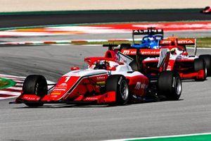 Dennis Hauger, Prema Racing, Olli Caldwell, Prema Racing, Victor Martins, MP Motorsport