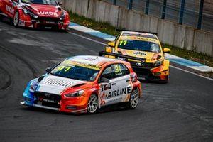 Григорий Бурлуцкий, Hyundai i30 N, Carville Racing