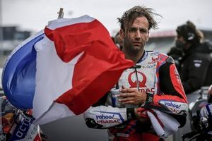 Second place Johann Zarco, Pramac Racing