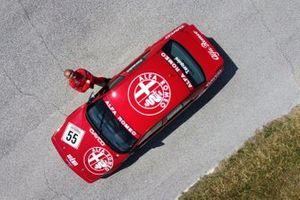 Gabriele Tarquini, Alfa Romeo 155 TS BTCC