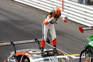 Race winner Larry ten Voorde, GP Elite