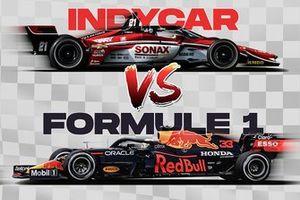 IndyCar VS Formule 1
