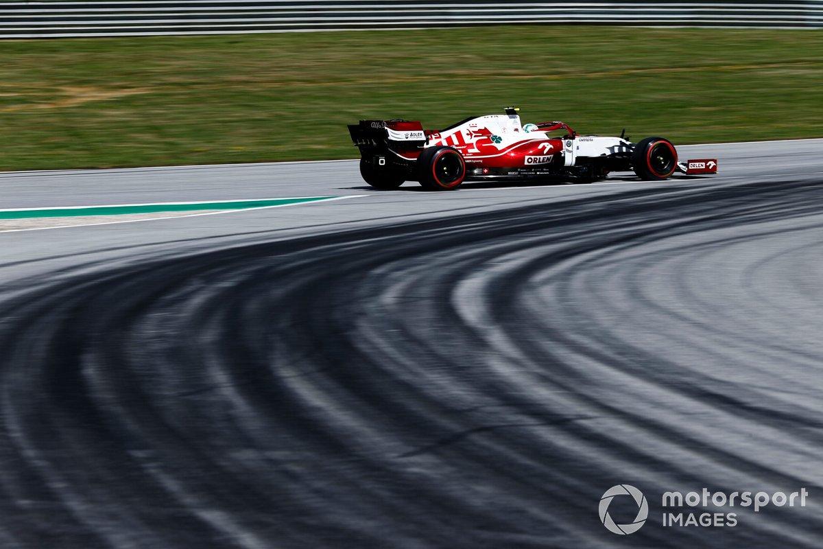 Antonio Giovinazzi, Alfa Romeo Racing: 7 puan