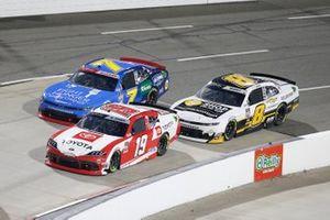 Brandon Jones, Joe Gibbs Racing, Toyota Supra Toyota, Josh Berry, JR Motorsports, Chevrolet Camaro Chevrolet Accessories