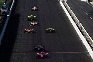 Jack Harvey, Meyer Shank Racing Honda, Felix Rosenqvist Arrow McLaren SP Chevrolet