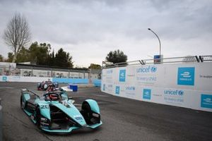 Mitch Evans, Jaguar Racing, Jaguar I-Type 5, Robin Frijns, Envision Virgin Racing, Audi e-tron FE07
