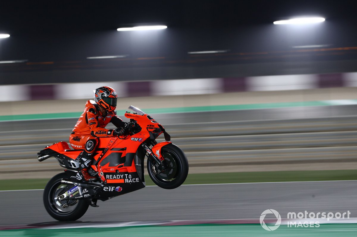 19º Danilo Petrucci, KTM Tech3 - 1:54.895