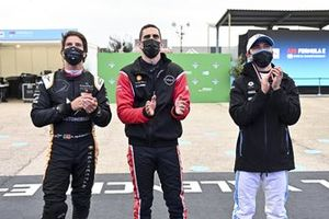 Antonio Felix Da Costa, DS Techeetah, Sebastien Buemi, Nissan e.Dams, Nyck de Vries, Mercedes-Benz EQ, watch the Super Pole shoot-out
