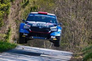 Kajetan Kajetanowicz, Maciej Szcepaniak, Skoda Fabia Evo Rally2