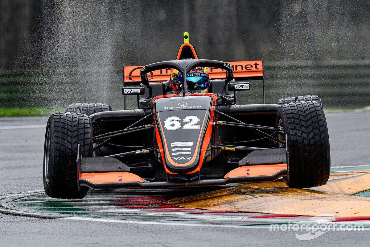Hauger Dennis, F3 Tatuus 318 A.R. #62, Van Amersfoort Racing