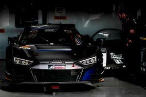 #66 Attempto Racing Audi R8 LMS GT3: Mattia Drudi, Kim-Luis Schramm, Frederic Vervisch