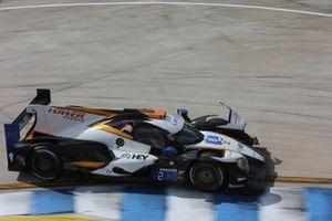 #8 Tower Motorsport by Starworks ORECA LMP2 07, LMP2: John Farano, Mikkel Jensen, David Heinemeier Hansson