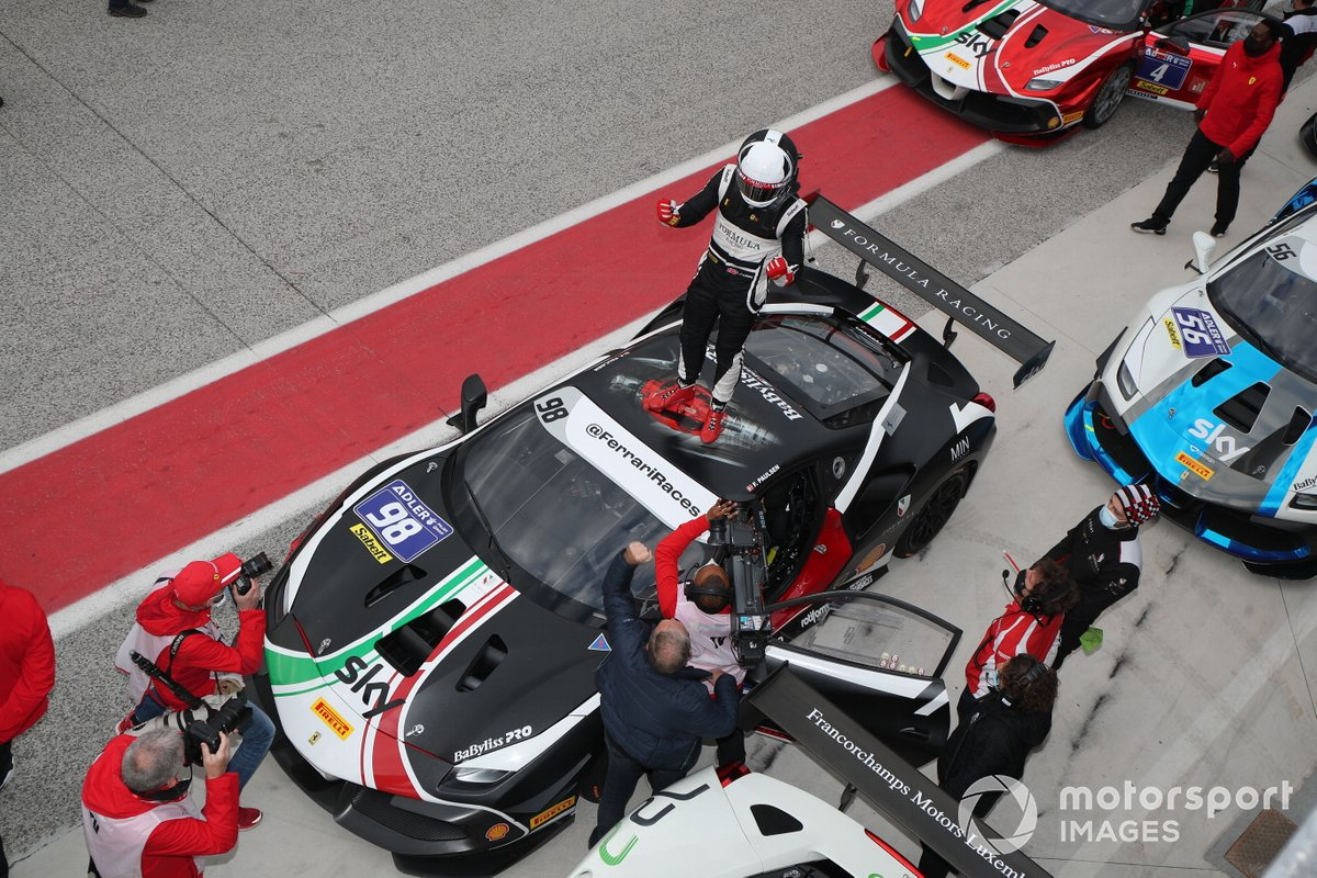 Frederik Paulsen, Formula Racing vince Gara1 del Trofeo Pirelli