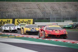 Axel Sartingen, Lueg Sportivo precede Boris Gideon, Formula Racing
