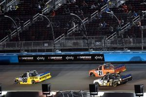 Grant Enfinger, ThorSport Racing, Ford F-150 Champion/Curb Records