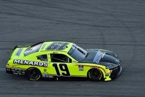 Brandon Jones, Joe Gibbs Racing, Toyota Supra Menards/Barracuda Pumps rolls on the grid