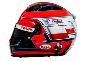 Helm: Robert Kubica, Alfa Romeo Racing