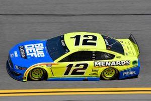 Ryan Blaney, Team Penske, Ford Mustang Menards/Blue DEF/PEAK