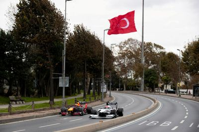 Exhibición Red Bull 'Istanbulls'