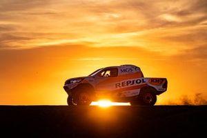 #327 Repsol Rally Team: Isidre Esteve, Txema Villalobos