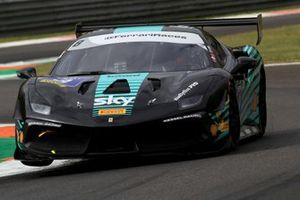 Nicolò Rosi, Kessel Racing