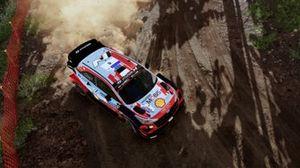 Ott Tanak WRC 10 2021