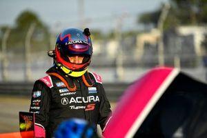 #60 Meyer Shank Racing w/Curb-Agajanian Acura DPi, DPi: Хуан Пабло Монтойя