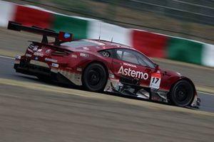 #17 Astemo NSX-GT