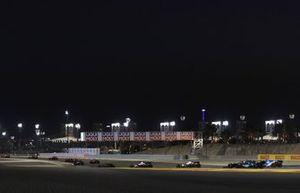 Kimi Raikkonen, Alfa Romeo Racing C41, Antonio Giovinazzi, Alfa Romeo Racing C41, Sebastian Vettel, Aston Martin AMR21, and Esteban Ocon, Alpine A521