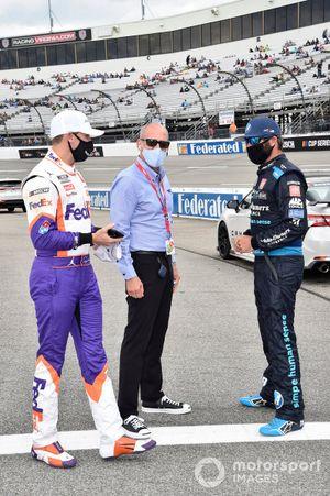 Denny Hamlin, Joe Gibbs Racing, Toyota Camry FedEx Express, Denny Hamlin, Joe Gibbs Racing, Toyota Camry FedEx Express