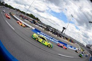 Renn-Action auf dem Richmond Raceway